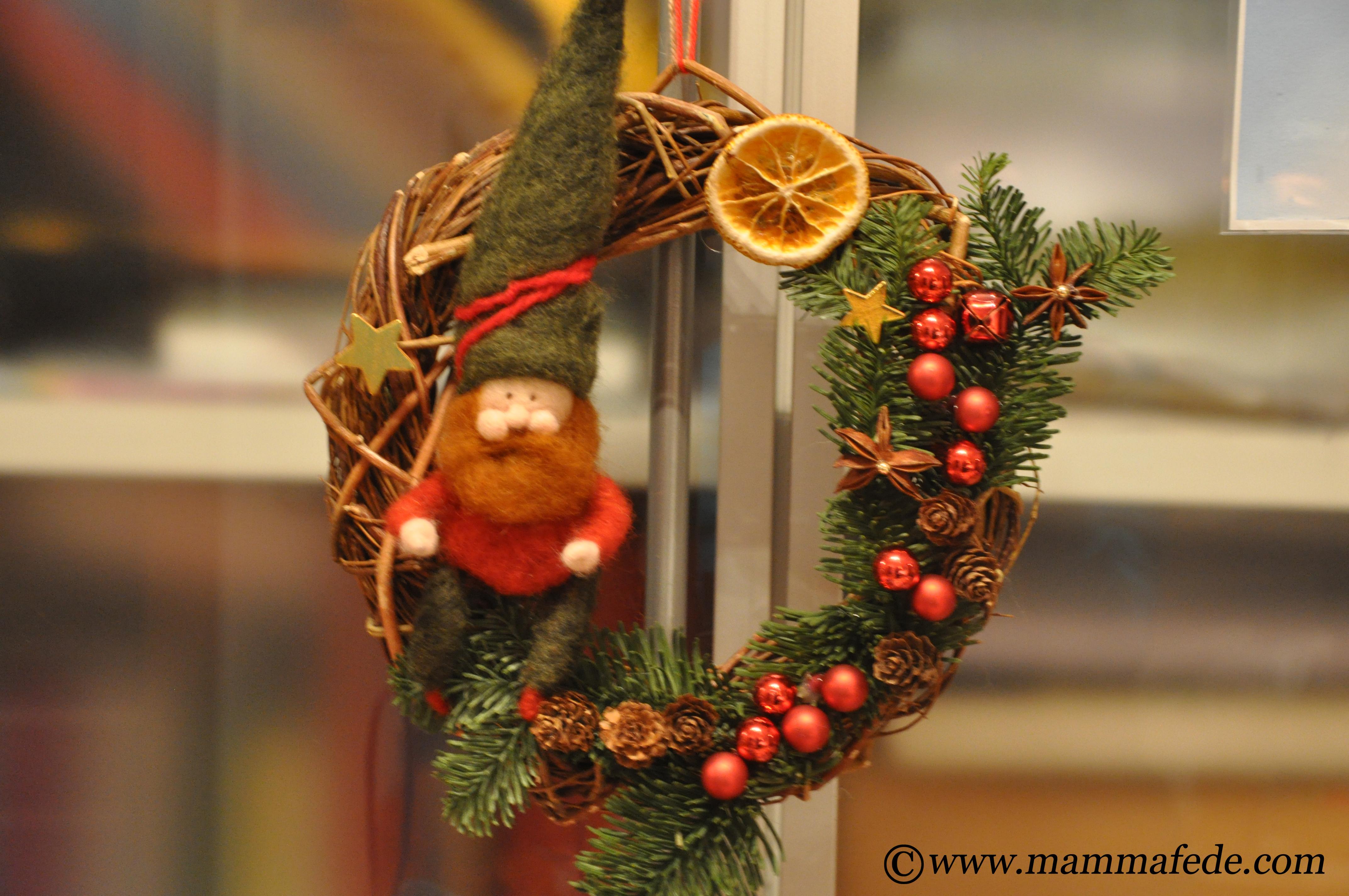 Palline Di Natale Con Rametti i nanetti del natale | mammafede